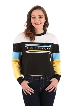 Juniors FRIENDS Long Sleeve Tee