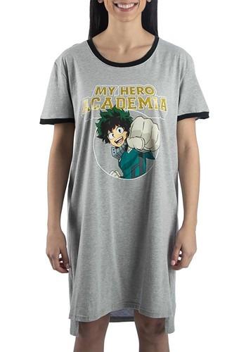The My Hero Academia Deku Night Shirt