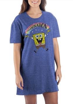 SpongeBob SquarePants Night Shirt for Women