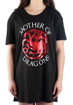 Game of Thrones Mother of Dragon's Sleep Shirt Upd