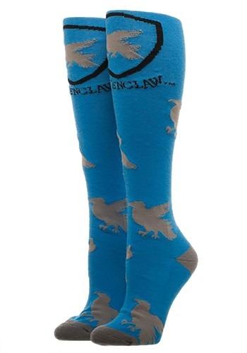 Harry Potter Ravenclaw Blue Knee High Socks