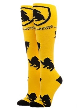 Harry Potter Hufflepuff Knee High