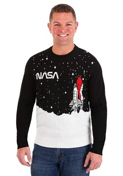 NASA Space Shuttle Ugly Sweater