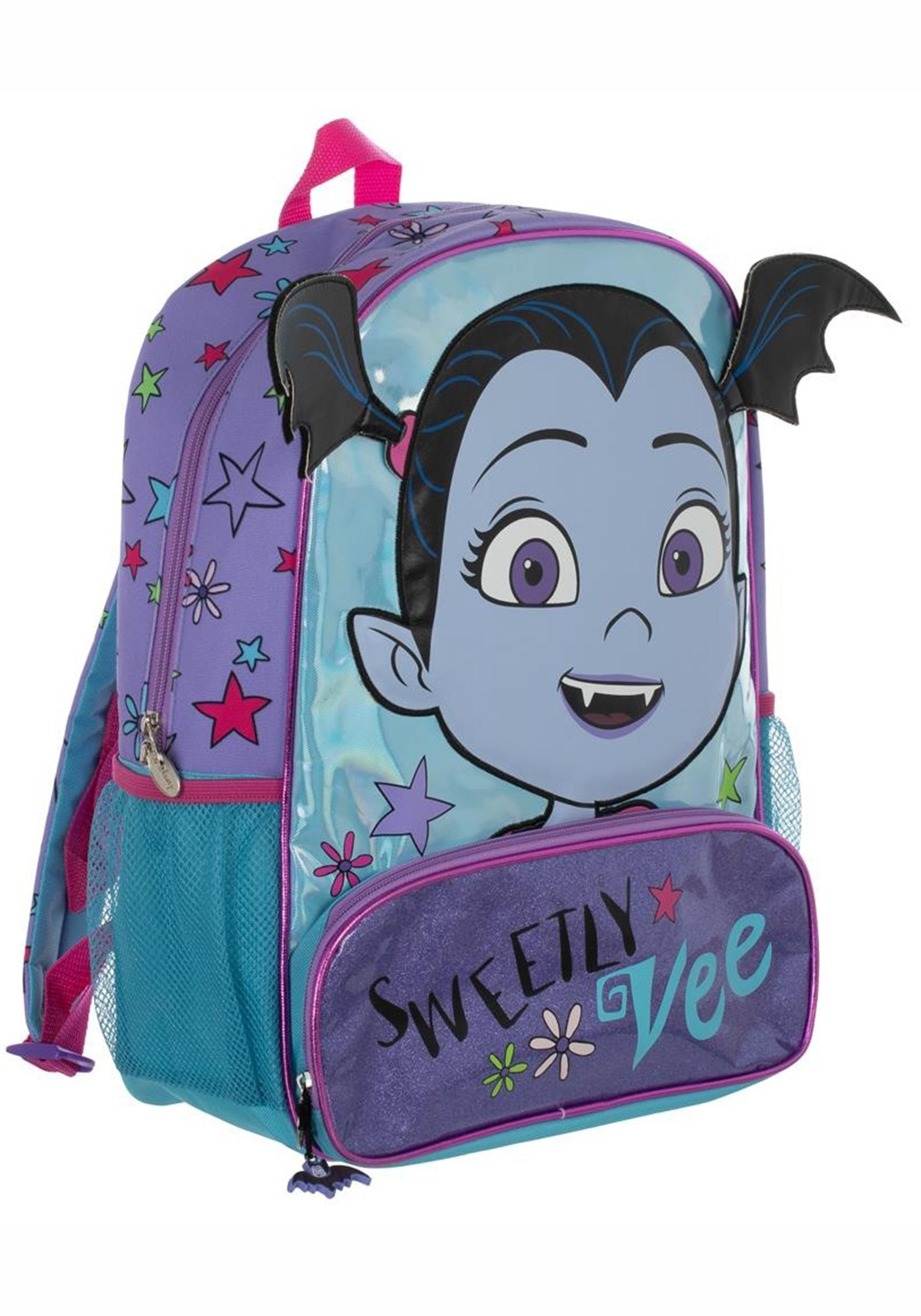 "Vampirina Fangtastic 11/""  Backpack"