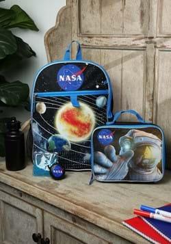 Kids NASA 5 PC Backpack Set-1