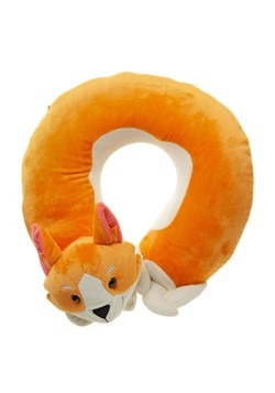 Corgi Neck Pillow for Adults