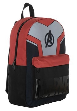 The Avengers Endgame Suit Color Block Backpack