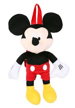 Plush Mickey Mouse Disney Backpack