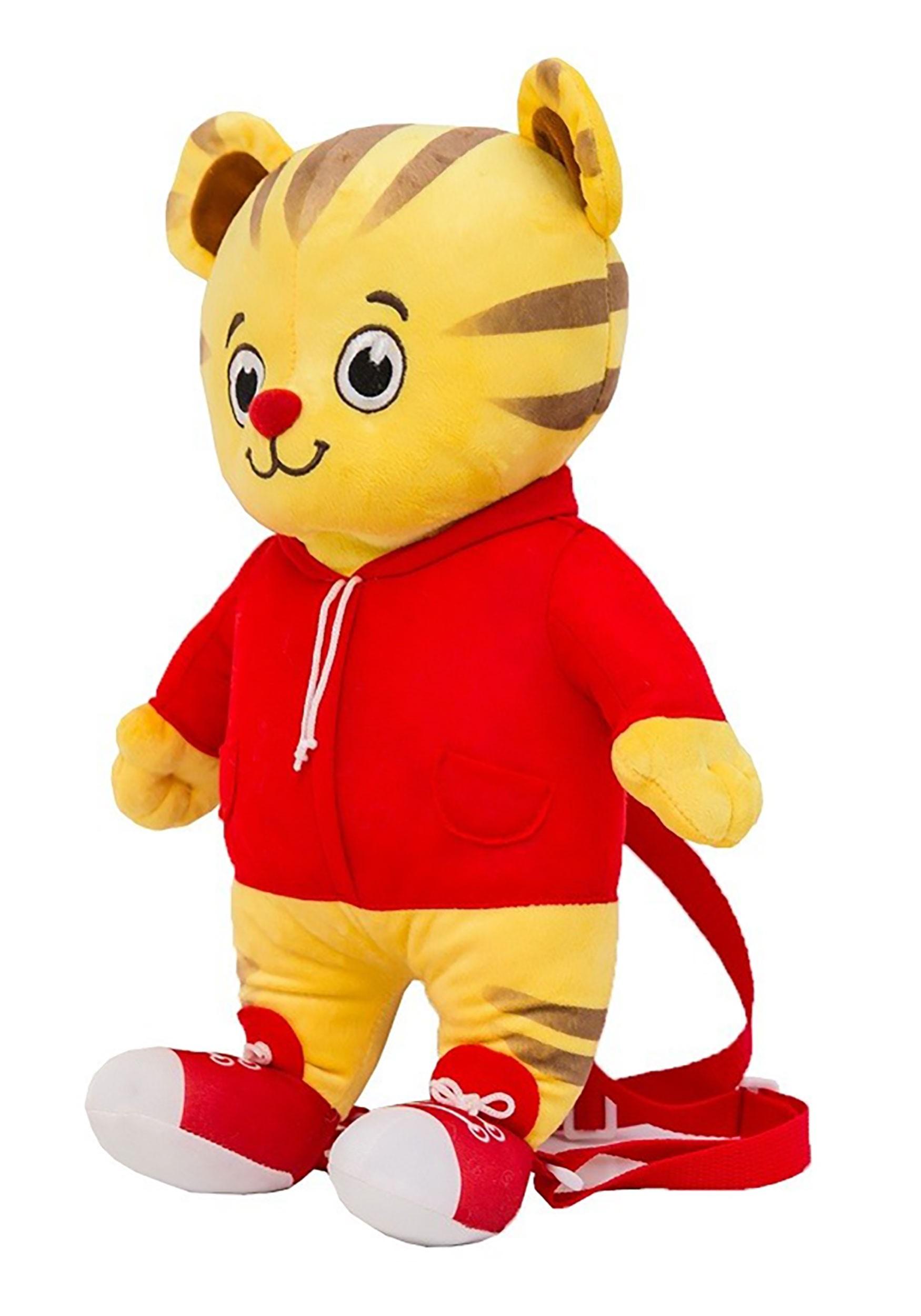 Daniel Tiger Plush Backpack