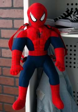 Marvel Spider-Man Plush Backpack