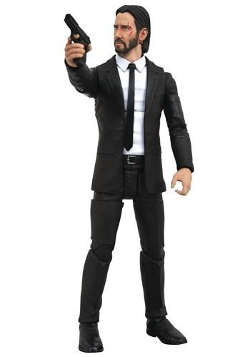 John Wick Diamond Select 7 5 Inch Action Figure