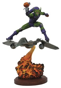 Marvel Premier Green Goblin Comic Resin Statue