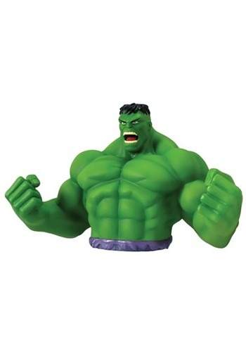 Marvel Hulk Coin Bank