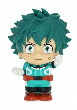My Hero Academia Deku Coin Bank