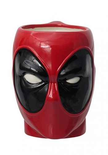 Deadpool Sculpted Mug