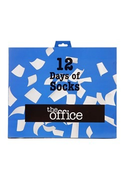 The Office 12 Days Hosiery Combo Sock Pack