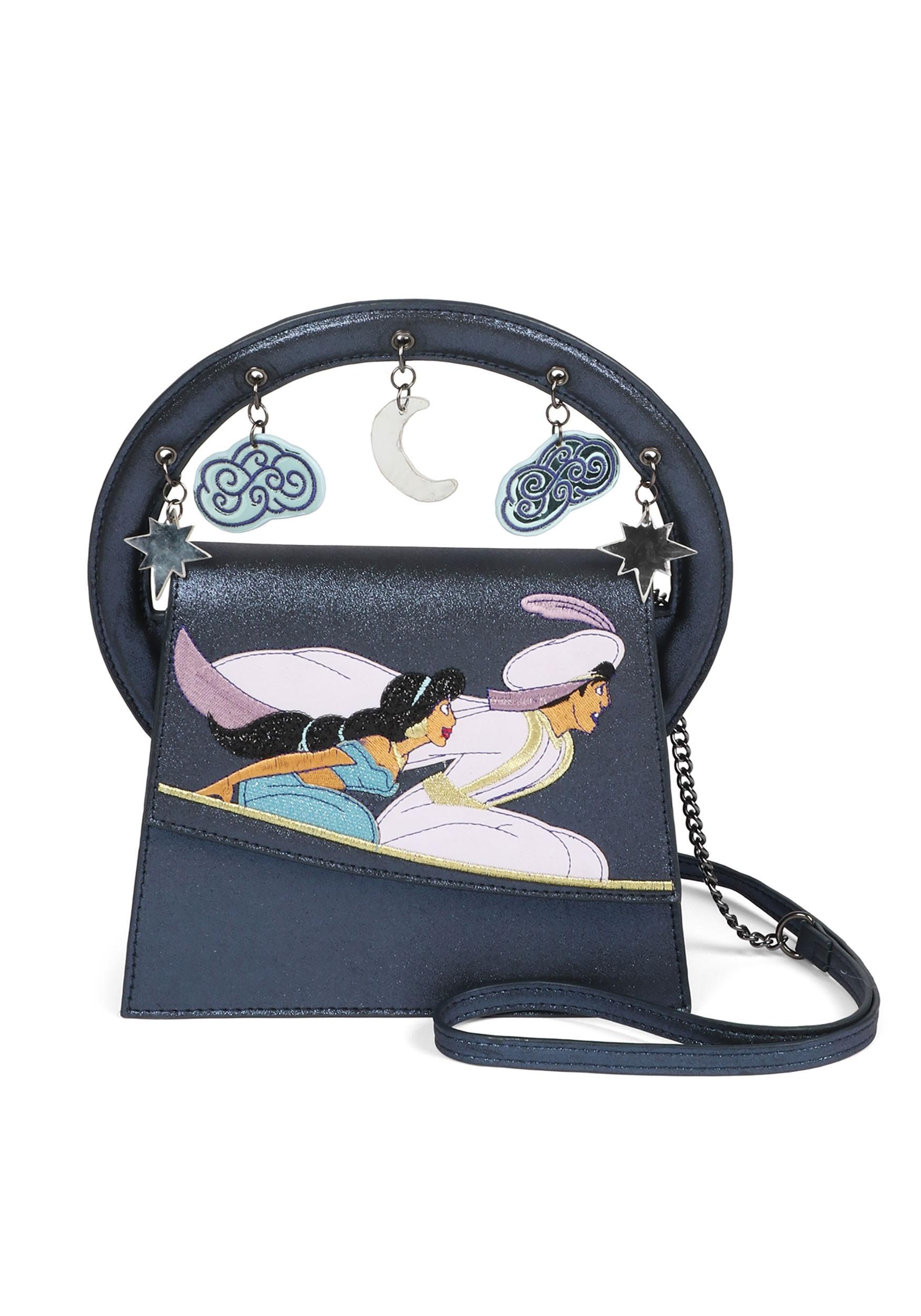 Aladdin Whole New World Crossbody Bag Danielle Nicole Purse (FABNDI19103MLT-ST FABNDI19103MLT) photo