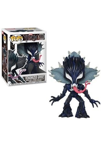 Pop! Marvel: Marvel Venom- Groot upd