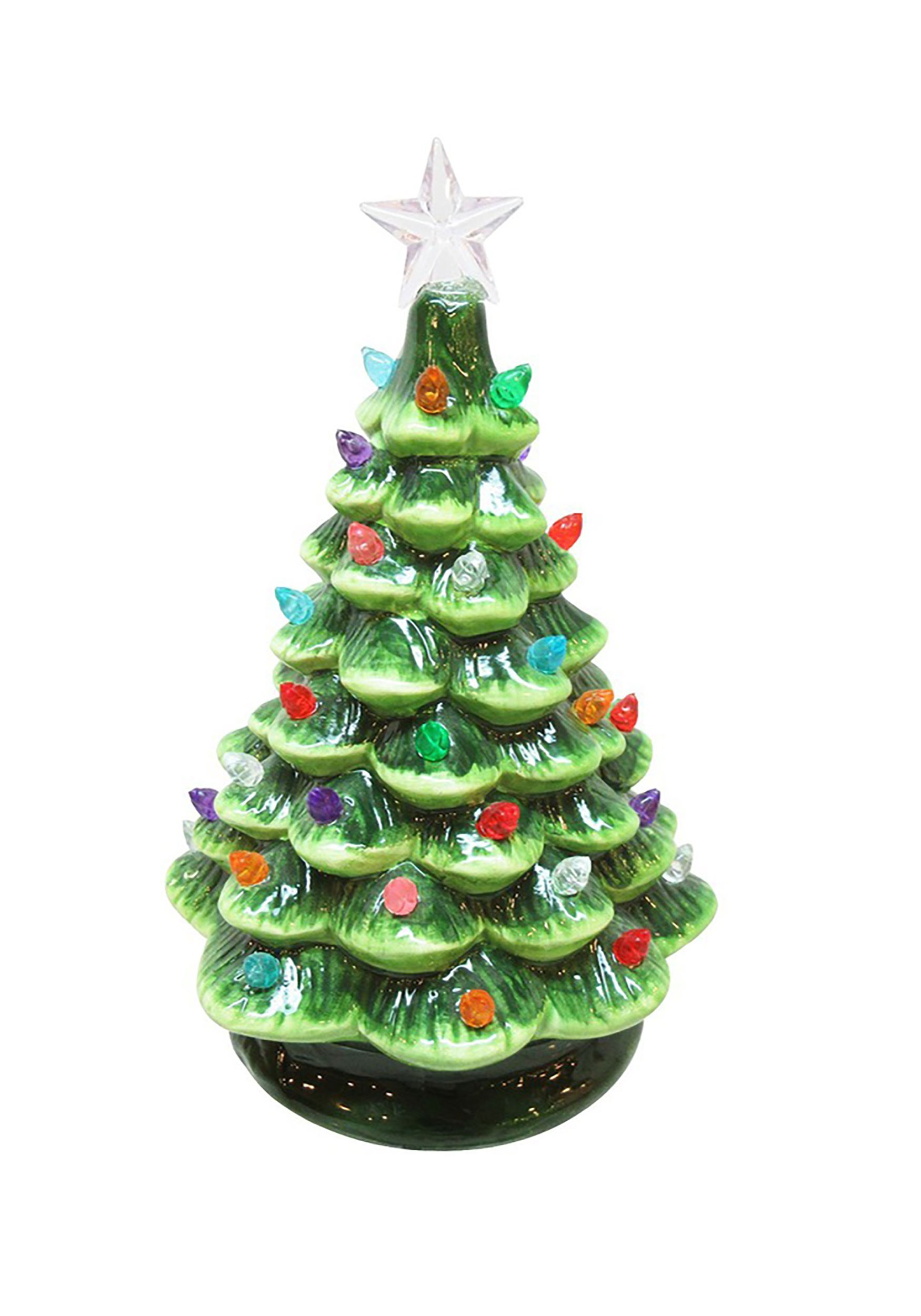 Lighted Led Christmas Tree