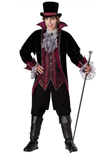 Victorian Dracula Vampire Costume