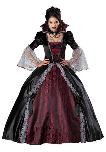 Versailles Vampiress Costume For Women