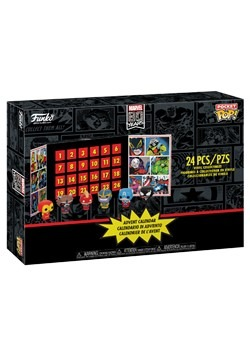Funko Advent Calendar- Marvel