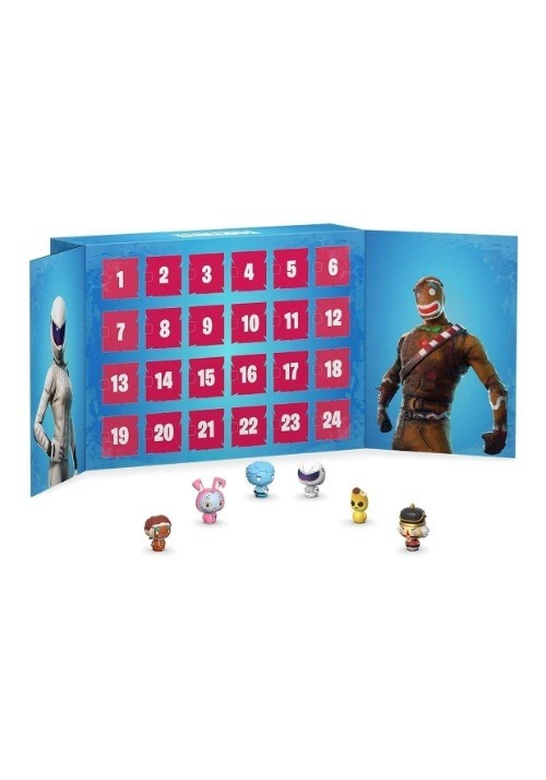 Funko Vinyl Figure Advent Calendar- Fortnite
