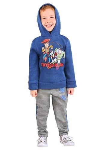 Disney Toy Story Hooded Sweatshirt and Pants Set