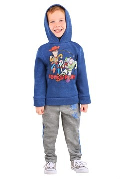 Disney Toy Story Hooded Sweatshirt and Pants Set