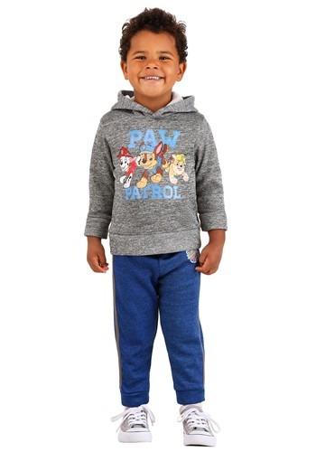 Toddler Paw Patrol Hooded Sweatshirt and Pants Set