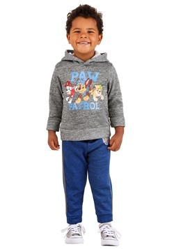 Toddler Paw Patrol Hooded Sweatshirt and Pants Set