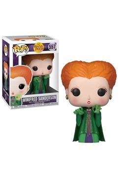Pop! Disney: Hocus Pocus- Winifred w/ Magic