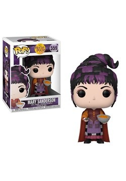 Pop Disney Hocus Pocus Mary w Cheese Puffs upd