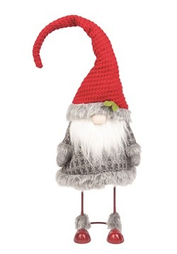 13 5 Knitted Hat Bobble Gnome Christmas Figure