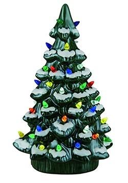14 Ceramic Light Up Christmas Tree Decor