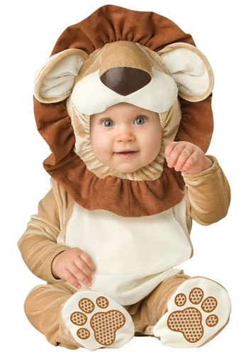 Lovable Little Lion Costume