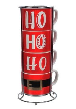 Stacking Ho Ho Ho Mug Set