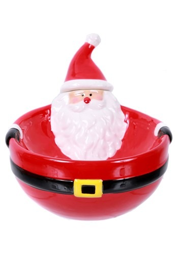 Santa Dip Bowl & Spreader Set