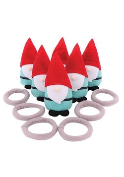 Gnome Ring Toss Game