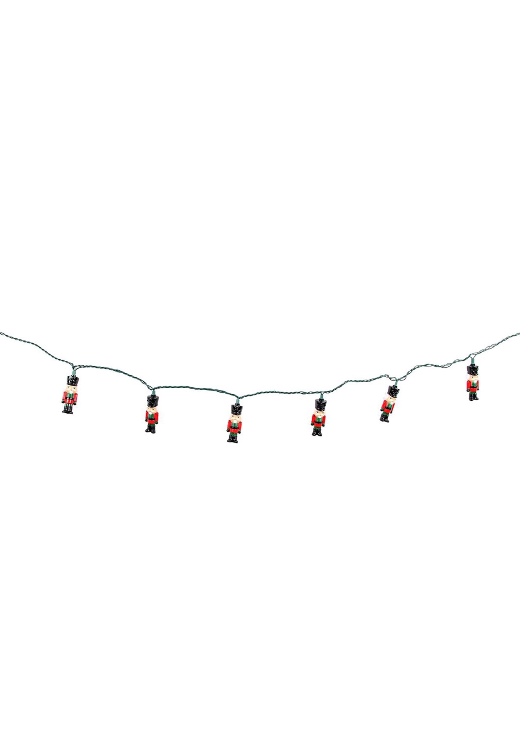 10 String Nutcracker Lights