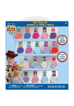 Toy Story 4 18 Pc Nail Polish Set in Box