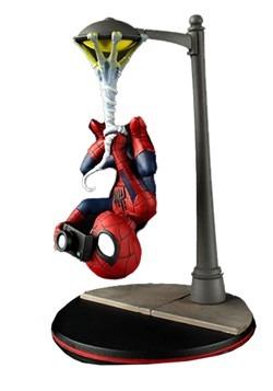 Spider-Man Spider Cam Q-Fig Diorama
