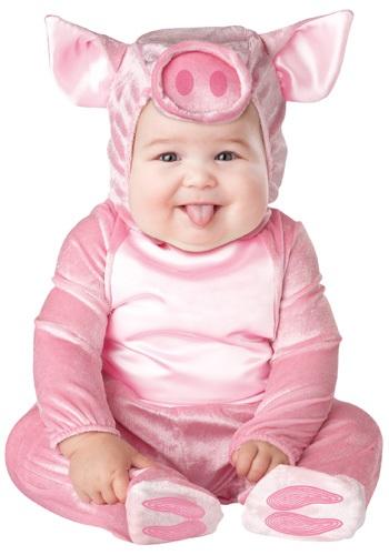 Lil Piggy Infant Costume