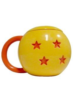 Dragon Ball 4 Star 16 oz Mug with Lid
