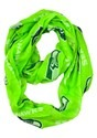 The NFL Seattle Seahawks Sheer Infinity Scarf