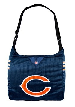 NFL Chicago Bears Team Jersey Tote Bag