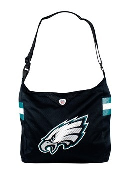 NFL Philadelphia Eagles Team Jersey Tote Bag