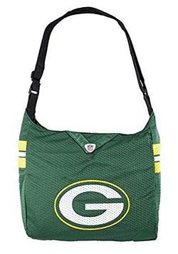 NFL Green Bay Packers Team Jersey Tote Bag