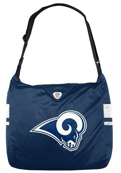 Los Angeles Rams Team Jersey NFL Tote Bag