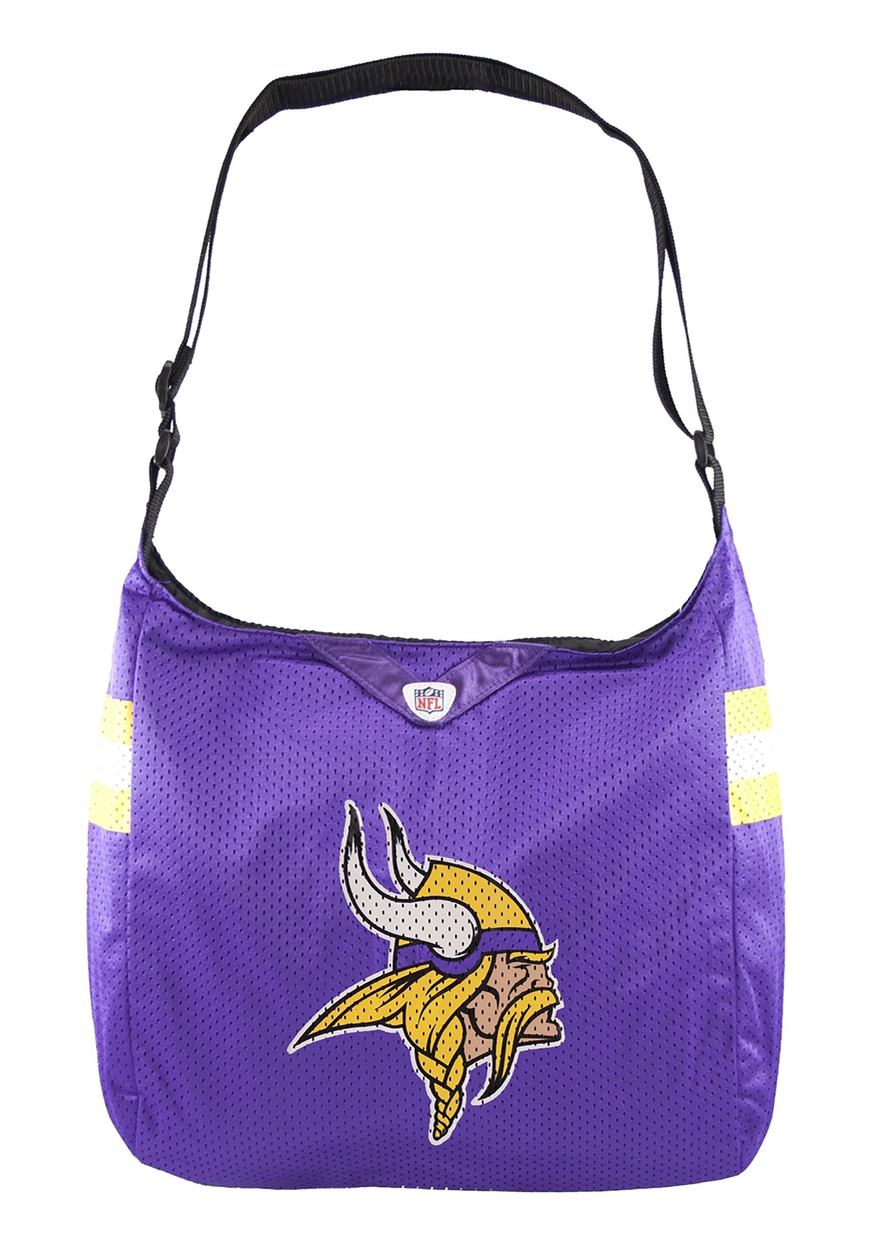 8275e9fb Minnesota Vikings Team Jersey Tote Bag NFL